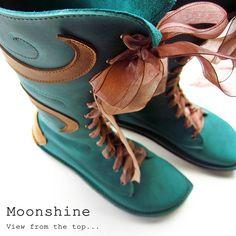 MOONSHINE Tide Fairytale Boots | Fairysteps