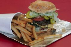 Five Guys tops the list of favorite burger chains