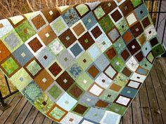 Modern Quilt Relish: Flipside Scrapside