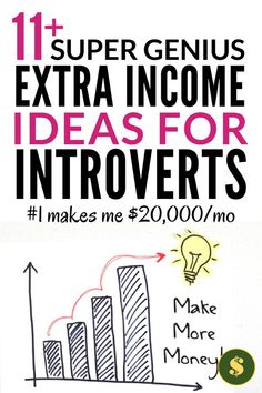 I am an introvert and I know how hard it is to make extra money on the side because a lot of work from home or part-time jobs require you to be outgoing and work with a lot people. These extra income ideas are perfect for introverts. They can help you make money fast without doing so much. Call these your passive income ideas. Photo By Aysezgicmeli/Shutterstock. #howtomakemoney #extraincomeideas #moneymakingideas #thepracticalsaver