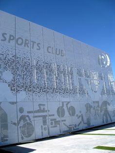 IMAR - Arquitectura & Metal // Architecture & Metal: Gym Jaén - (Spain)