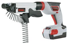 Kress Cordless electric screwdriver / with automatic feed