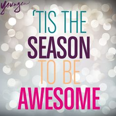 Happy Holidays! Now go be awesome! From the creator of Sex and The City, 'Younger' stars Sutton Foster, Hilary Duff, Debi Mazar, Miriam Shor and Nico Tortorella. Discover full episodes at http://www.tvland.com/shows/younger.