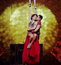 Aamir & Katrina's circus stint in Dhoom 3 |
