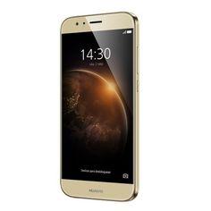Huawei G8 – Smartphone libre de 5.5″ (Qualcomm S616 Octa Core a 1.5 GHz, 3 GB de RAM, 3 GB de memoria interna, Android), color dorado