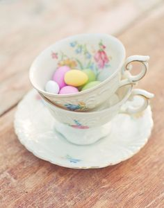 Teacups & Jellybeans