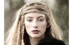 Cossack hat style Braids in Moscow - Hairstyle