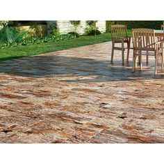Canyon Wild Porcelain Tile - 12in. x 24in. - 100190446 | Floor and Decor