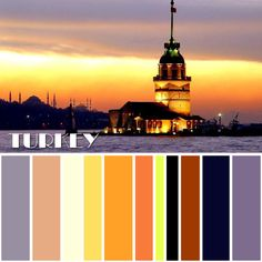 """""""If the earth was a single state, Istanbul (Turkey) would be its capital.""""  - Napoleon Bonaparte"""
