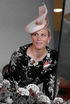 Zara Phillips, Princess Anne, British Royals, Queen Elizabeth, Royalty, Lady, Fashion, Royals, Moda