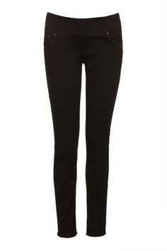 MATERNITY MOTO Black Leigh Jeans