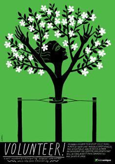 """Kid"" illustration by Luba Lukova. Luba Lukova, Inside Art, Arts Integration, Beautiful Posters, Environmental Art, Art Classroom, Social Science, Teaching Art, Social Justice"