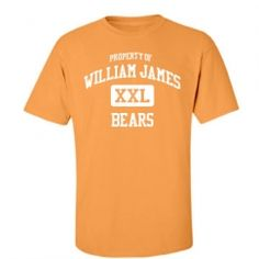 William James Middle School - Fort Worth, TX | Men's T-Shirts Start at $21.97