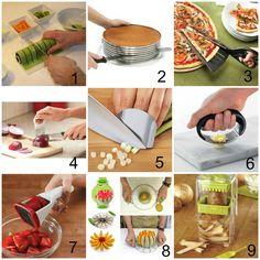 Kitchen gadgets, cool gadgets, kitchen must haves