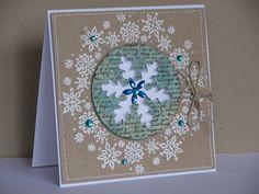 Snowflake wreath | Flickr - Fotosharing!