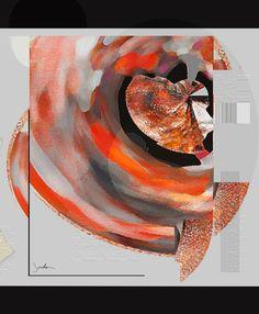 abstract crustacean...