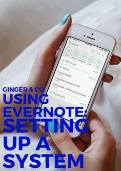 To make the most out of Evernote, you need to have a system and a plan. Take a look at all these different setups with Using Evernote: Setting up a System. Genealogy Organization, Life Organization, Evernote, Computer Programming, Computer Tips, Time Management Tips, Thats The Way, Blogger Tips, Science