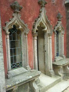 Rococo Gardens Painswick by sboy2010, via Flickr