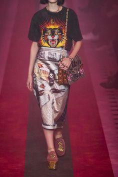 Gucci - Appliquéd Printed Cotton-jersey T-shirt - Black -
