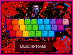 data entry test music keyboard