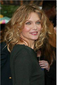 Michelle Pfeiffer as Elena Lincoln AKA Mrs. Robinson. All she needs is a bob.