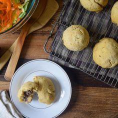 AIP Stuffed Sweet Potato Buns