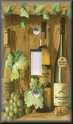 Grapes On Pinterest Wine Decor Wine Themed Kitchen And Vineyard