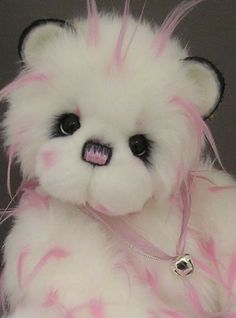 Candifloss by Madabout Bears