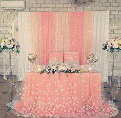 Quinceanera Decorations for Your Wedding Decoration Evenementielle, Backdrop Decorations, Diy Wedding Decorations, Wedding Centerpieces, Trendy Wedding, Wedding Styles, Our Wedding, Party Kulissen, Deco Rose