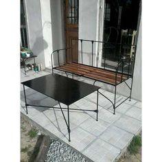 Mesa De Hierro, Chapón - $ 1.800,00