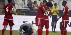 Video Timnas Malaysia Dibantai 10 : 0 Oleh Uni Emirat Arab | Wow Kece Badai !