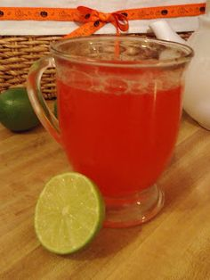 Natural Fizz: Raspberry Lime Soda