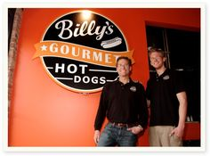 Billy's Gourmet Hot Dogs CO