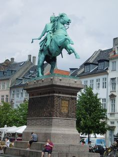 Absalon, founder of Copenhagen in 1167