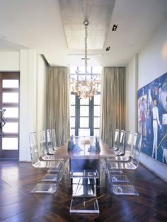 Dining Room Chairs Design, Pictures, Remodel, Decor and Ideas - page 27