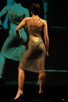 Chainmaille dress