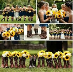 Great way to incorporate boots <3