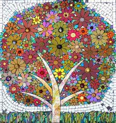 pretty pretty mosaic
