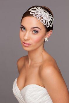 Classic beauty bridal makeup by Glamour Follz Makeup Artistry. www.glamourdollz.com.au. Photographer: Balmain St Studio