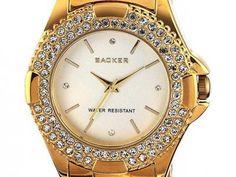 Relógio Backer 1632145M Feminino - Fashion Analógico com as melhores condições você encontra no Magazine Alavirtual. Confira!