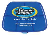 Pocket Pack- Blue Pill Case - Buy Pocket Pack- Blue Pill Case 1 Case at vitamin shoppe $1.89 #myvitabox