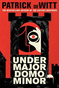 Undermajordomo Minor by Patrick deWitt — A love story, an adventure story, a fable without a moral, and an ink-black comedy of manners, international bestselling author Patrick deWitt's new novel is about a young man named Lucien (Lucy) Minor, who accepts employment at the foreboding Castle Von Aux. While tending to his new post as undermajordomo, he soon discovers the place harbours many dark secrets, not least of which is the whereabouts of the castle's master, Baron Von Aux.