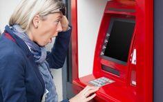 Jeśli zdarzy nam się awaria bankomatu, nie traćmy głowy