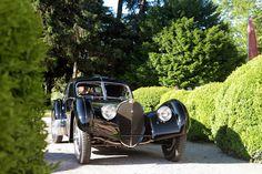 gearheads and monkeywrenches — archaictires: 1938 Bugatti Type 57SC Atlantic