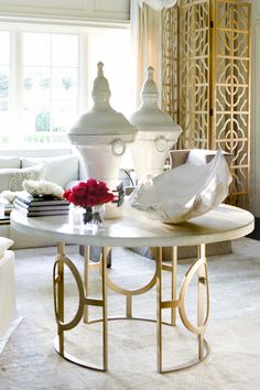 SILVER Product Product/Custom Design for Table.   Melanie Turner Interiors, Melanie Turner, ASID