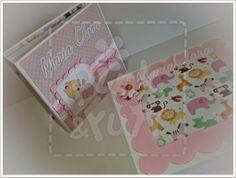 Scrapbooking Baby Girl Album - Album da Maria Clara http://pinkandfun.blogspot.pt/2014/03/album-da-maria-clara.html