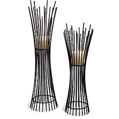 @Overstock - Keep your home looking elegant with these two Old Spanish Mission willow branch candle holders. These candle holders are wrought iron.http://www.overstock.com/Home-Garden/Old-Spanish-Mission-Two-Willow-Branch-Candle-Holders/5179731/product.html?CID=214117 $143.99