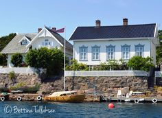 #Lyngør, #Tvedestrand, in southern Norway.