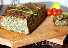 Appetizer Recipes, Appetizers, Romanian Food, Romanian Recipes, Veg Recipes, Vegan Foods, Meatloaf, Banana Bread, Cooker