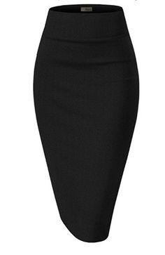 Fashion Pencil Skirt